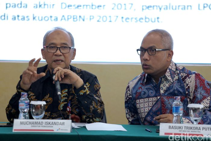 Direktur Pemasaran Pertamina Muchamad Iskandar mengatakan, pihaknya sampai saat ini belum mengetahui penyebab pasti atas kelangkaan tersebut. Namun ada beberapa indikasi.