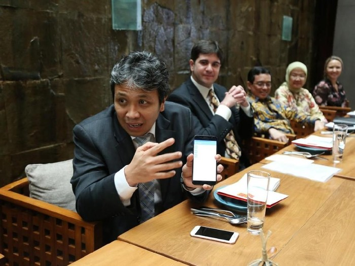 Presiden Direktur Saka Energi, Tumbur Parlindungan/Foto: Dok Saka Energi