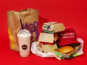 Mau Tahu Tampilan <i>Fast Food</i> Senilai 2.500 Kalori yang Dilahap Donald Trump?