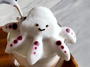 10 Latte Art Ini Bikin Gemas dan Gagal Fokus