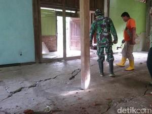 BPBD: 200 Rumah Terdampak Tanah Bergerak di Purworejo
