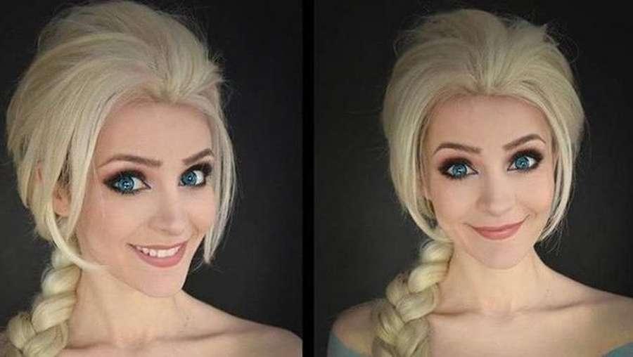 Keren! Wanita Ini Bisa Ubah Wajahnya Jadi Jack Sparrow Hingga Jon Snow