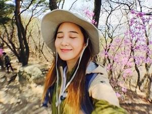 Foto: Yuri SNSD, Sudah Cantik, Sehat Pula
