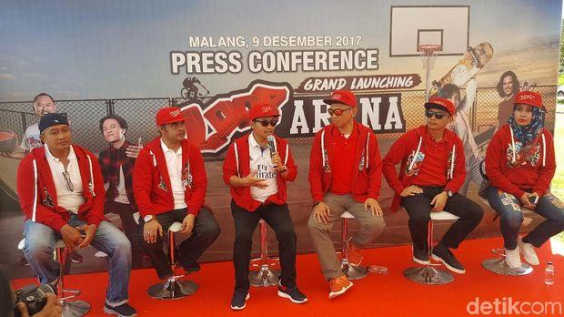 Loop Arena Malang Jadi Wadah Anak Zaman Now