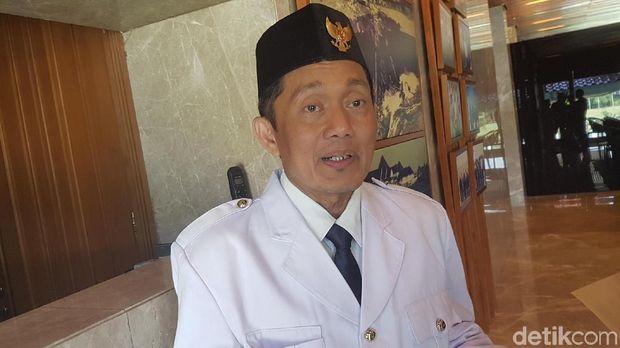 Rektor Institut Teknologi Bandung (ITB) Kadarsah Suryadi