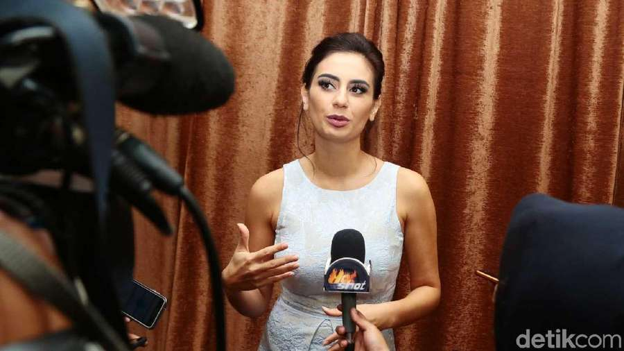 Nikah Lagi, Marissa Nasution Makin Cantik Aja Nih