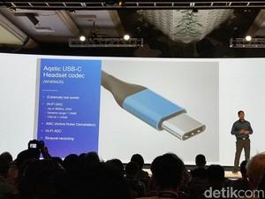Qualcomm Rilis USB-C DAC Hi-Fi