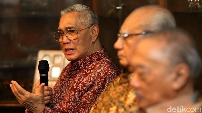 Try Sutrisno: 73 Tahun Merdeka tapi Masyarakat Pancasila Belum Terwujud