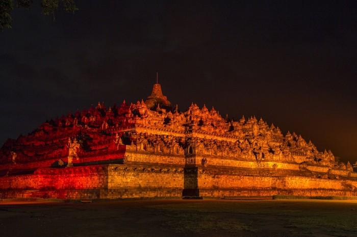 Kampanye Antikekerasan Pada Wanita Borobudur Berubah Jadi