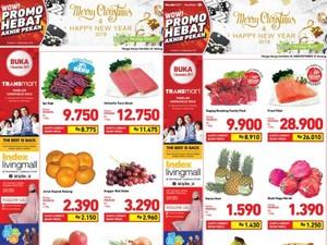 Serba Segar di Promo Hebat Transmart Carrefour
