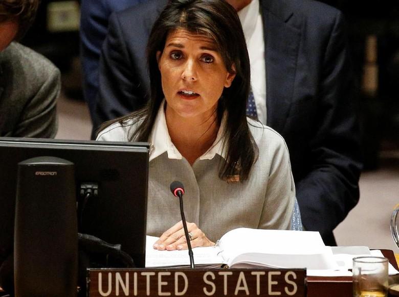 Iran Memanas, AS Minta PBB Gelar Sidang Darurat