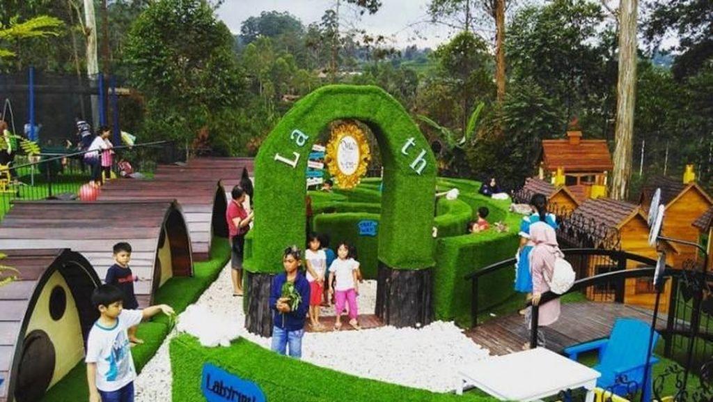 Jalan ke Bandung Bersama Keluarga? Ajak Si Kecil Mampir ke 5 Restoran Ini