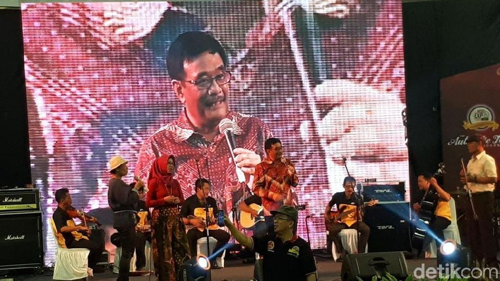 Tutup Pameran Kuliner MSP Expo, Ini Pesan Djarot
