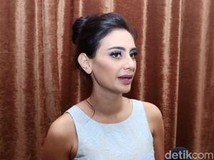 Marissa Nasution LDR dengan Suami karena Sama-sama Fokus Bekerja