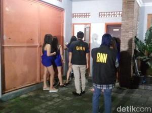 BNN Razia Tempat Hiburan Malam di Salatiga, Puluhan Orang Tes Urine