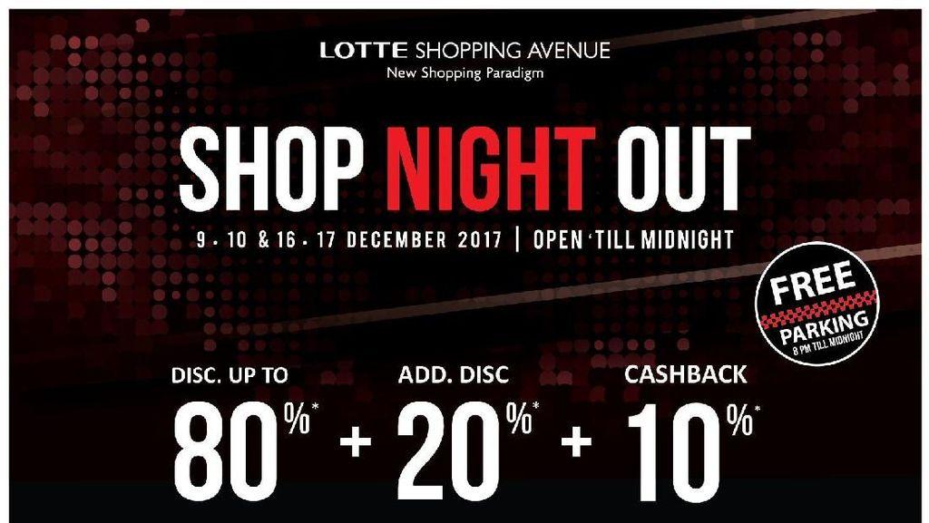 Lotte Shopping Avenue Gelar Aneka Program Sambut Natal dan Tahun Baru