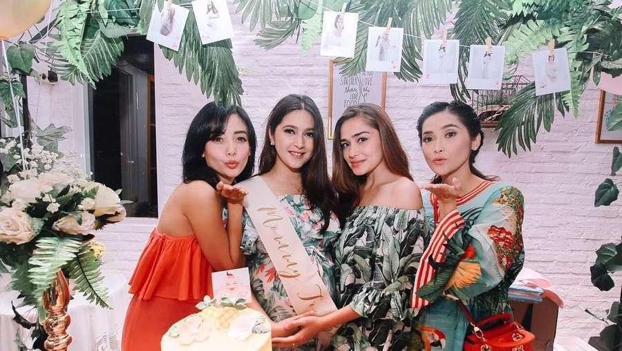 Raline Shah, Suri Cruise hingga Marissa Nasution yang Sudah Nikah Lagi