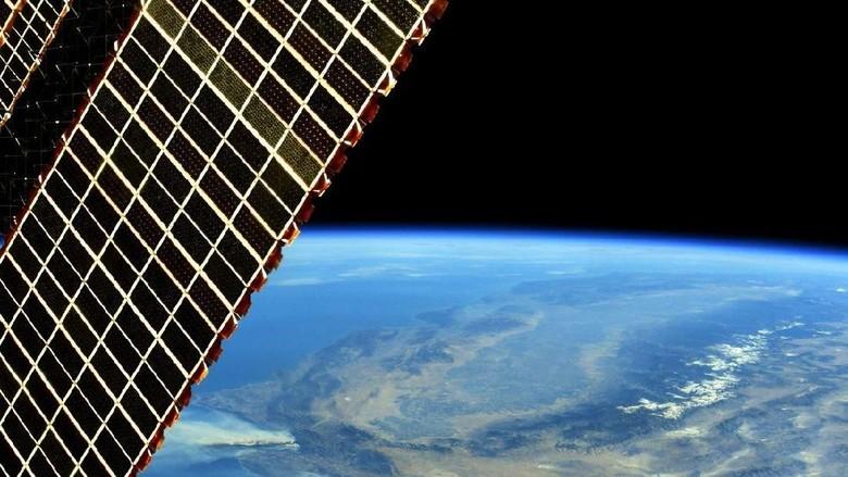 5 Bulan di Stasiun Ruang Angkasa, 3 Astronot Kembali ke Bumi