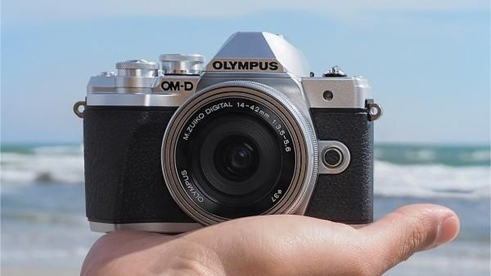Kamera Mirrorless Olympus OMD E-M10 Mark III