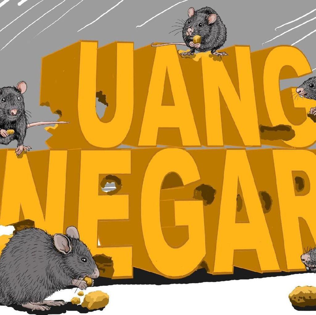 Provinsi Juara Kasus Korupsi Versi ICW: Jatim Pertama, Sumut Kedua