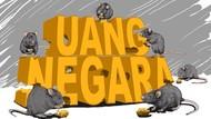 Korupsi, 23 PNS Pemprov Riau Dipecat
