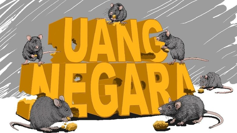 Korupsi PJU dan Drainase Rp 354 Juta, Kades di Cirebon Diciduk Polisi