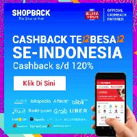 Harbolnas 2017 Dimulai, Cashback 120% hingga iPhone X Gratis