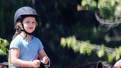 Kemeriahan Pesta Ulang Tahun Harper Beckham yang ke-7