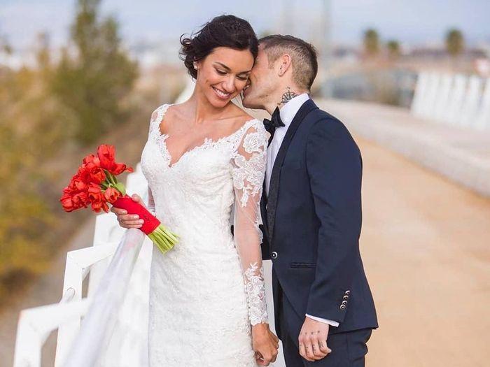 Alvaro Bautista menikahi Grace Barroso (Instagram @abautista19)