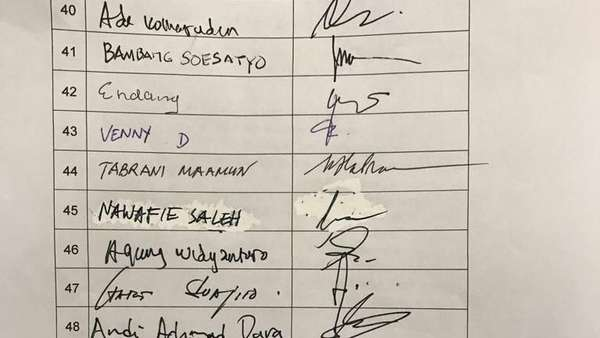 Bamsoet-AGK-Akom Ikut Tolak Aziz Syamsuddin Jadi Ketua DPR