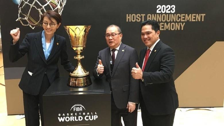 Jadi Tuan Rumah Piala Dunia Basket 2023, Timnas Butuh Pemain Naturalisasi