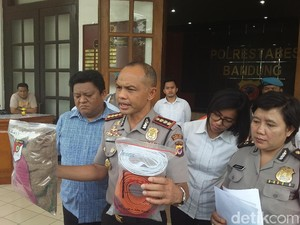 Pria Bandung Cabuli ABG, Polisi: Korban Dikurung di Ruang Khusus