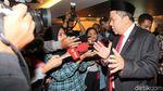 Rapat Bamus Bahas Nasib Aziz Berlangsung Alot