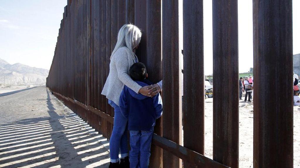 Pentagon Akan Kerahkan 800 Tentara ke Perbatasan AS-Meksiko