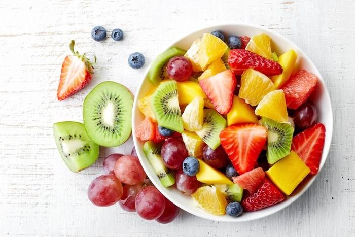 Buah untuk diet. Foto: iStock