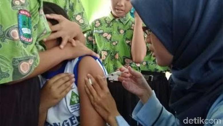 Dinkes Blitar Target 300 Ribu Lebih Anak Dapat Imunisasi Difteri