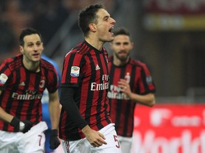 Bonaventura Dua Gol, Milan Akhirnya Menang