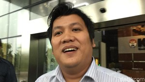 Hilman Sopir Novanto Diperiksa, KPK: Terkait Peristiwa November