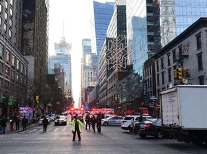 Ini Identitas Pelaku Peledakan di Manhattan