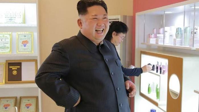 Foto: KCNA via KNS/AFP