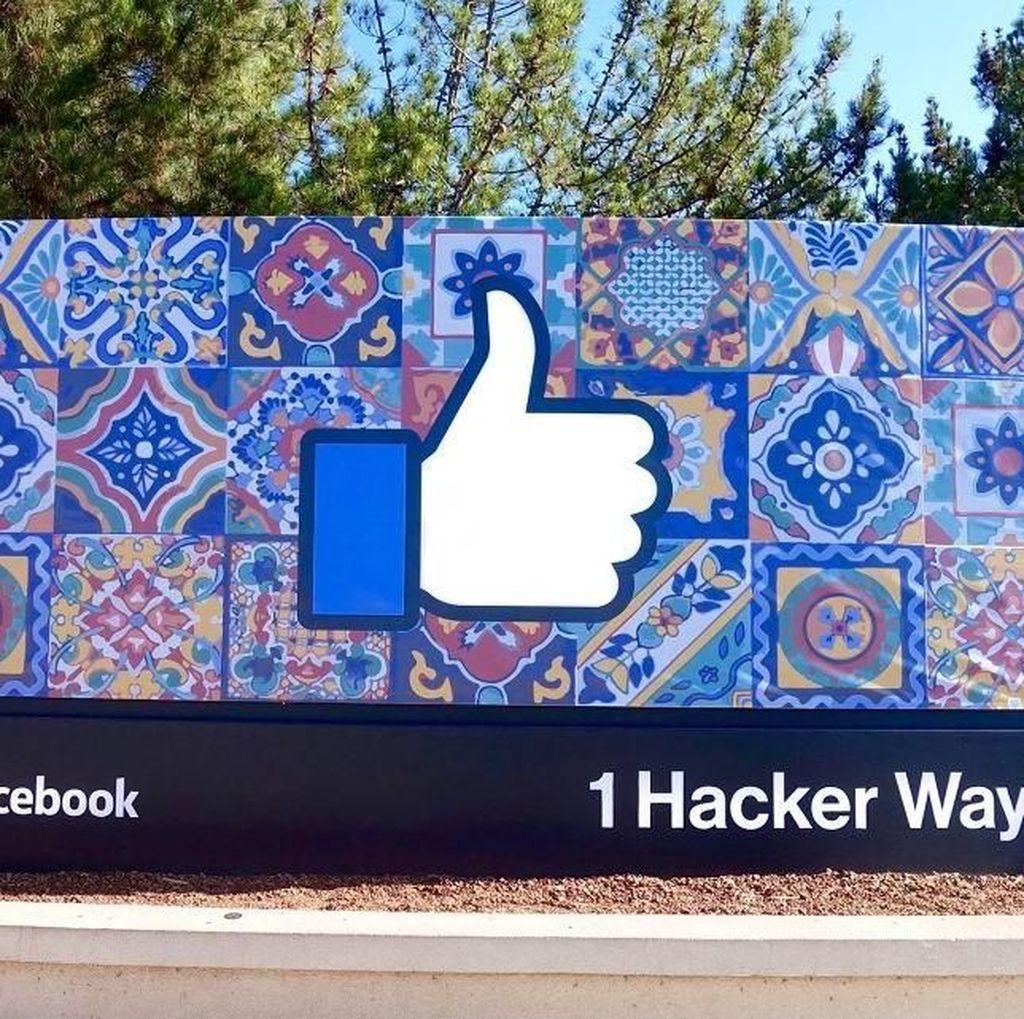 Kantor Facebook di AS Dapat Ancaman Bom