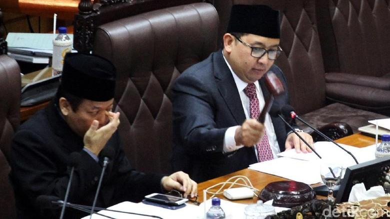 Tampik Golkar soal Jatah PDIP, Fadli: Tak Ada Dosa yang Harus Ditebus