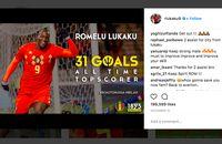 Instagram Lukaku Juga Dibanjiri Cercaan