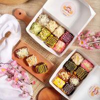 Dari Cireng hingga Cheesecake Jepang Ramaikan Kuliner 2017