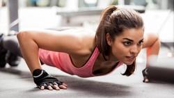 5 Gerakan Olahraga yang Bisa Bantu Memperbesar Payudara