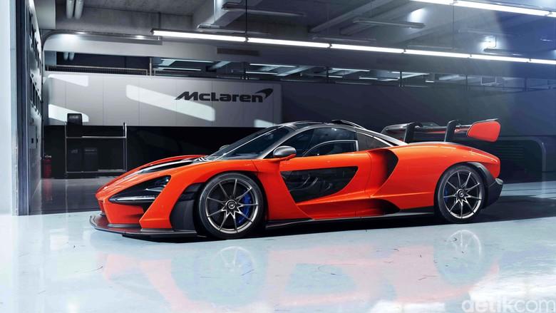 McLaren. Foto: Pool/McLaren