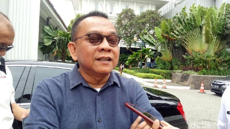 PKS Umumkan Cawagub DKI, M Taufik Protes