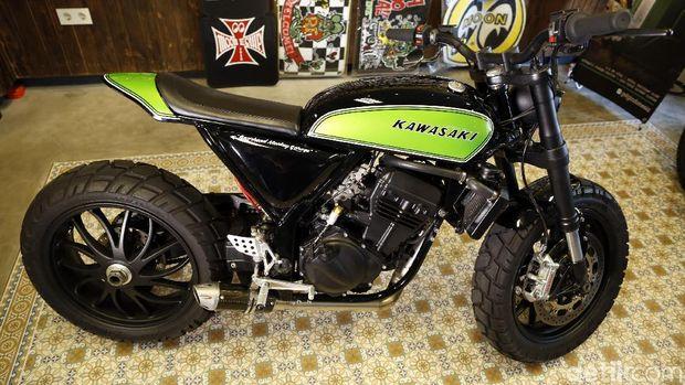 Kawasaki Ninja 250 Urban Tracker