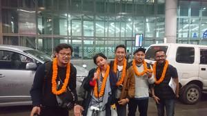 Bunga Marigold Jadi Tanda Sambutan Tim Dream Destination India