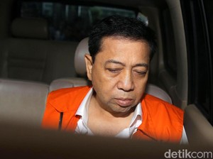 Sidang Perdana Kasus Novanto Tentukan Nasib Praperadilan